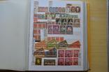 Коллекция марок - 50 кляссеров, фото №3