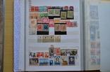 Коллекция марок - 50 кляссеров, фото №4