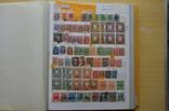 Коллекция марок - 50 кляссеров, фото №9