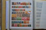 Коллекция марок - 50 кляссеров, фото №10