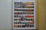 Коллекция марок - 50 кляссеров, фото №11
