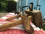 Столярный инструмент старинный, фото №6