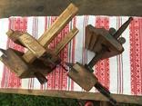 Столярный инструмент старинный, фото №12