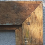 Рама для картины дубовая, 67 х 53,5 см(52х38,5), фото №9