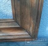 Рама для картины дубовая, 67 х 53,5 см(52х38,5), фото №13