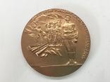 Настольная медаль 100 лет со дня рождения Макаренко А. С., фото №7