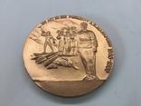 Настольная медаль 100 лет со дня рождения Макаренко А. С., фото №9