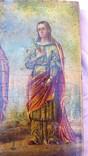 Икона Св. Адриан и Наталья. Покровители семьи, фото №4