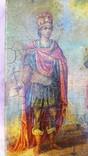 Икона Св. Адриан и Наталья. Покровители семьи, фото №5