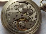Карманные часы Молния. Волки., фото №9