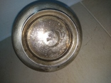 Сахарница серебро 84, фото №9