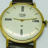 Часы Слава с женским механизмом AU20 тонкий корпус, фото №10