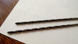 Два сверла 3 мм длина 300 мм Сестрорецкий завод имени Воскова, фото №4