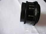 Объектив индустар-50-2 [3,5/50] черный, м-39 [ориг.передняя крышка], фото №5