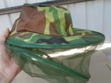 Москитная сетка на голову, для копа, рыбалки и тд., фото №7