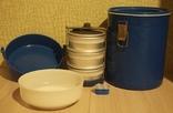 Термос пищевой для готовой еды КЗЫЛ ТУ, фото №2