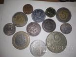 Монеты разных стран, фото №2