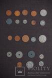Мини коллекция монет Бельгии, Голландии и Великобритании. 22 монеты., фото №2