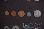 Мини коллекция монет Бельгии, Голландии и Великобритании. 22 монеты., фото №6