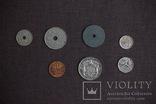 Мини коллекция монет Бельгии, Голландии и Великобритании. 22 монеты., фото №8