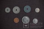 Мини коллекция монет Бельгии, Голландии и Великобритании. 22 монеты., фото №9