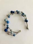 Браслет Swatch Bijoux Bracelet с цветными шариками элитная дизайнерская бижутерия, фото №4