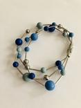 Браслет Swatch Bijoux Bracelet с цветными шариками элитная дизайнерская бижутерия, фото №9