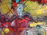 "Художник A.Losovoj, картина ""Пастораль"", холст, масло, 50х70, фото №4"