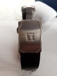 Часы кварцевые TlSSOT ref.T018.617.17.031.00, фото №9