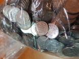 1 копейка Украина 1000 монет в опломбированном банковском мешке фото 5