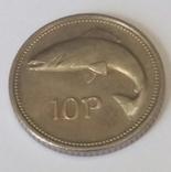 Ірландія 10 пенсів, 1999 фото 1