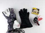 Перчатки зимние с защитой запястья Snowbord Level Glove (размер 7,5 - SМ) Сноуборд Лыжные, фото №2