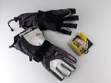 Перчатки зимние с защитой запястья Snowbord Level Glove (размер 7,5 - SМ) Сноуборд Лыжные, фото №3