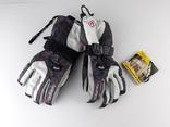 Перчатки зимние с защитой запястья Snowbord Level Glove (размер 7,5 - SМ) Сноуборд Лыжные, фото №4