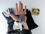 Перчатки зимние с защитой запястья Snowbord Level Glove (размер 7,5 - SМ) Сноуборд Лыжные, фото №6