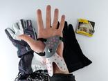 Перчатки зимние с защитой запястья Snowbord Level Glove (размер 7,5 - SМ) Сноуборд Лыжные, фото №7
