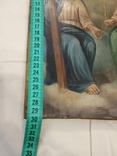 Икона Троица, фото №3