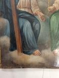 Икона Троица, фото №7
