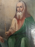 Икона Троица, фото №9