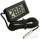 Цифровой термометр TPM-10 (-50...+110 °C) с выносным датчиком, фото №2
