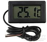 Цифровой термометр TPM-10 (-50...+110 °C) с выносным датчиком, фото №4