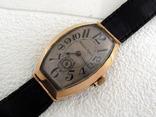 Павел Буре Pavel Bure Антикварные 1903-1904 года Швейцарские часы 585 золота На Ходу, фото №2