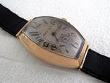Павел Буре Pavel Bure Антикварные 1903-1904 года Швейцарские часы 585 золота На Ходу, фото №3