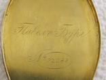 Павел Буре Pavel Bure Антикварные 1903-1904 года Швейцарские часы 585 золота На Ходу, фото №9