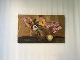 Натюрморт цветы, фото №2