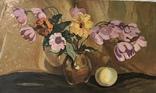 Натюрморт цветы, фото №3