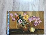 Натюрморт цветы, фото №5