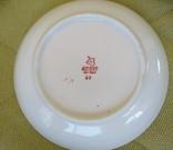 3 чайные пары чашки и блюдца Дулево 1960 год, фото №4