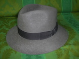 Шляпа фетровая тм Wegener р.57, фото №2