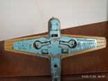 Мессершмитт dinky toys messerschmitt bf109e, фото №5